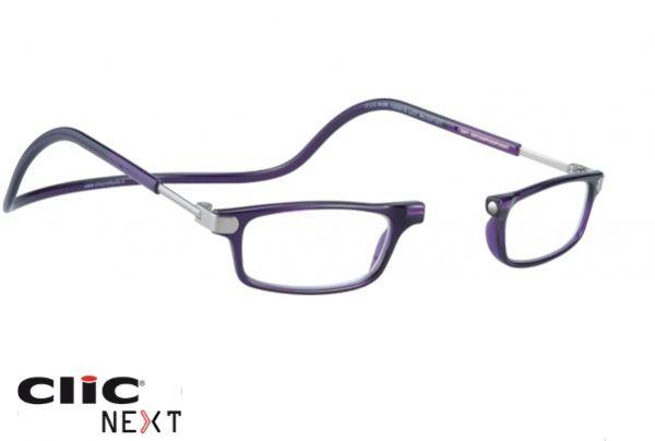 Top-Mode Online-Shop riesiges Inventar Clic Brillen mit dem Magnetverschluss online kaufen